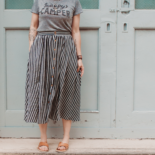 Sew Liberated - Estuary Skirt