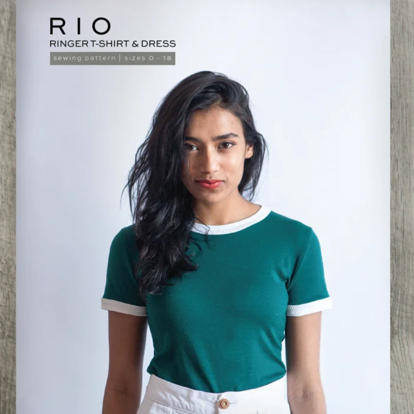 Rio Ringer Top and Dress