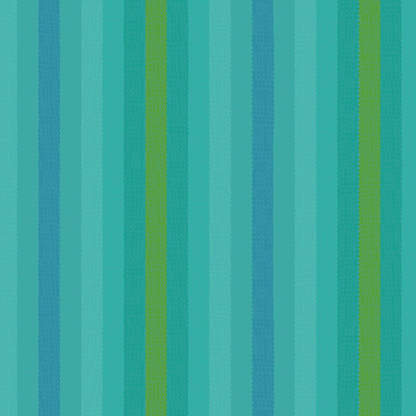 Kaleidoscope Stripes and Plaid: Teal