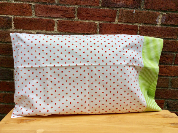 Sewing 101: Pillowcase