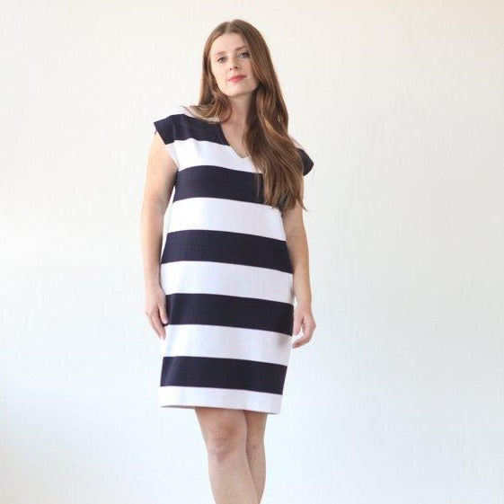 True/Bias - Lodo Dress