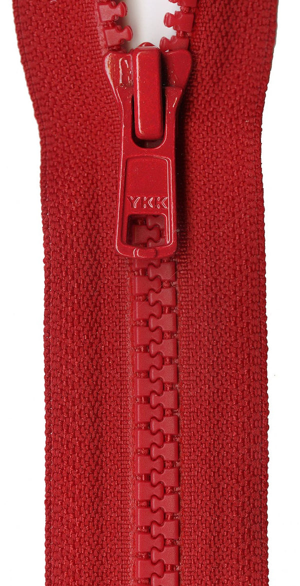 Vislon 14 Inch Separating Zipper - Multiple Colors