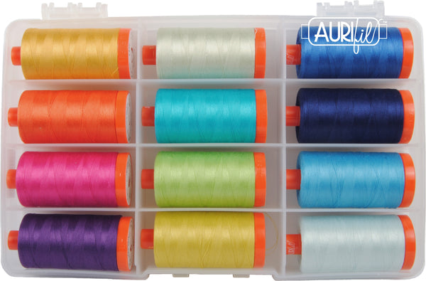 Aurifil Collection: Valorie Wells Thread Collection Large Spools