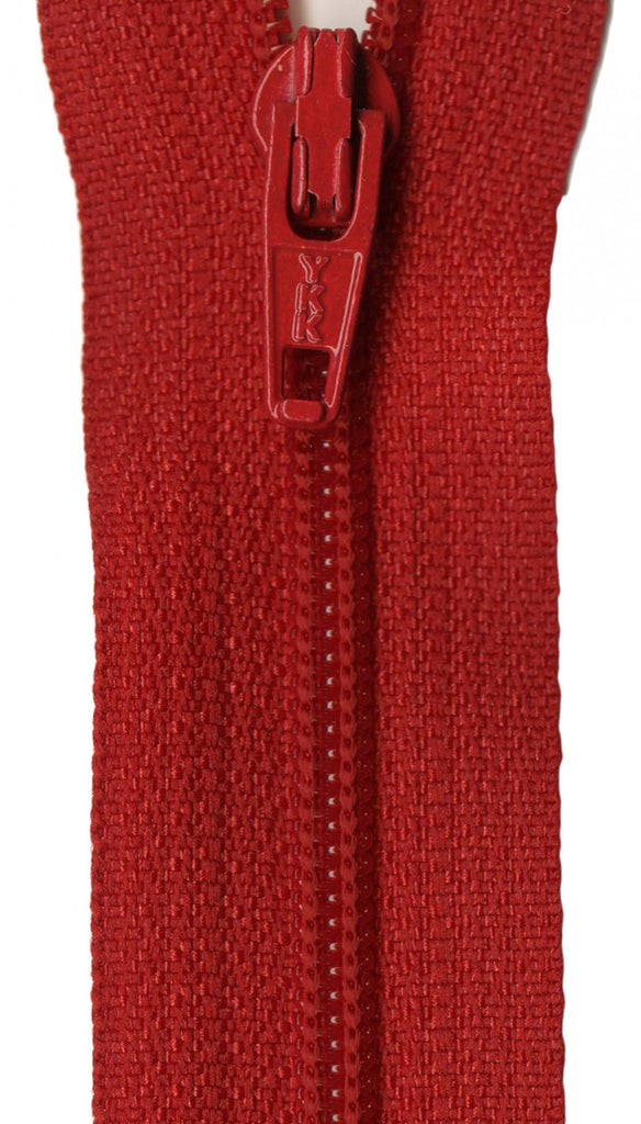 Ziplon Coil 7 Inch Zipper - Multiple Colors