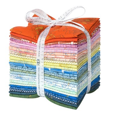 Carolyn Friedlander Colorful Colorstory Fat Quarter Bundle