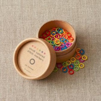 CocoKnits Small Colored Stitch Markers