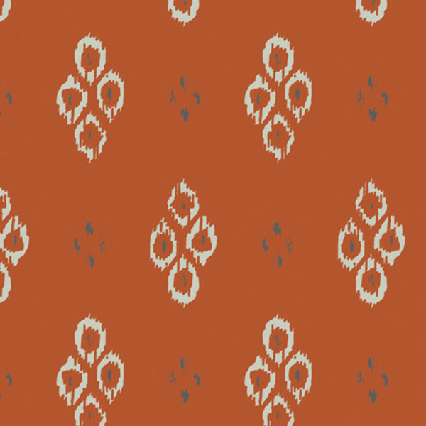 Kismet: Ikat Diamond in Rustic