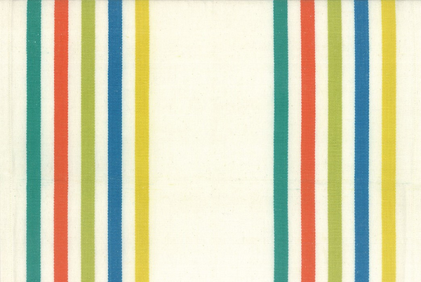 Fiesta Border Stripe Toweling