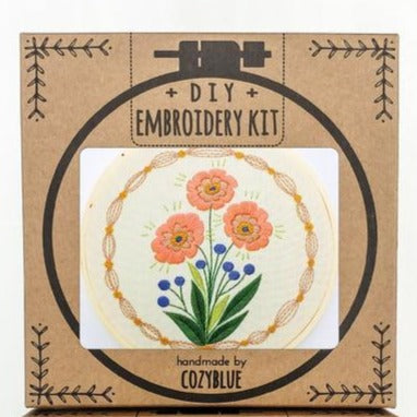 Embroidery Kit: True Bloom