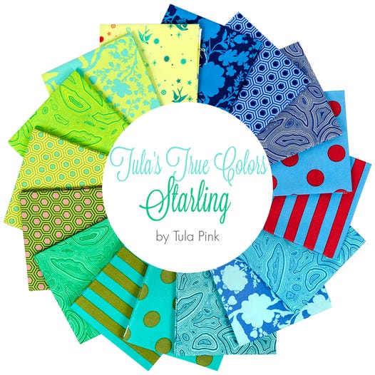 Tula's True Colors: Starling Fat Quarter Bundle