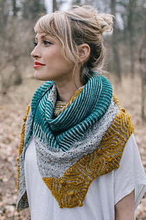 Baubles - Printed Pattern by Drea Renee Knits