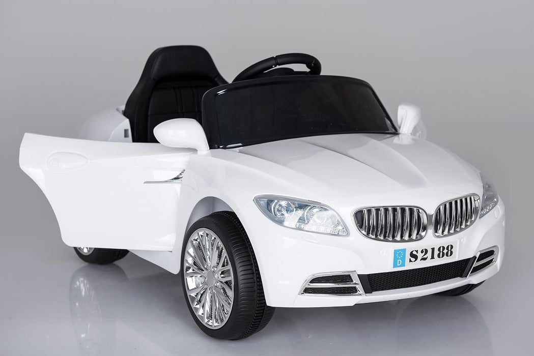 "6V 4.5AH*2 ""BMW Style"" Electric Ride on Car (3 colors) - S2188"