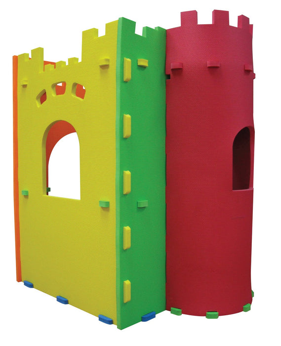 Giant Castle EVA Playhouse
