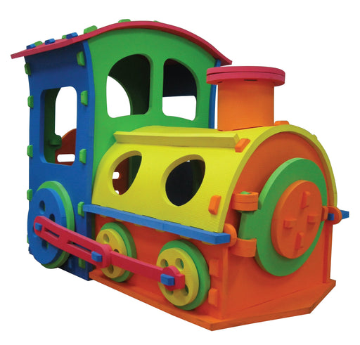 Giant Train EVA Playhouse