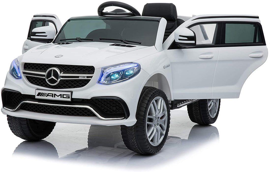 6V 4.5AH*2 Electric Ride on Mercedes Benz GLE 63S AMG 4x4 - TR1701 (2 colours, 3-6 years old)