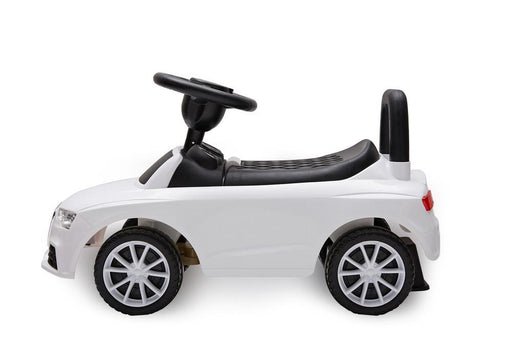 Audi Style Manual Ride On (Model: HD320) WHITE - GADGET EXPRESS®