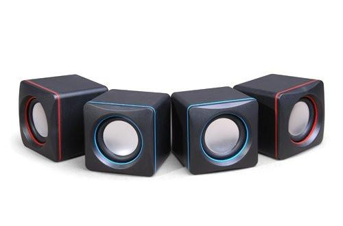 Ricco P25 3W RMS Mini Travel USB Powered Speaker - GADGET EXPRESS®