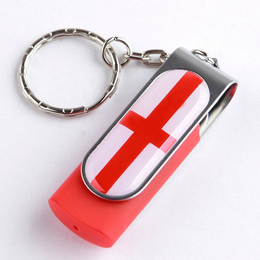 8GB 01-001 Novelty Flags Swivel USB 2.0 Flash Drive Memory Stick Pen Thumb - GADGET EXPRESS®