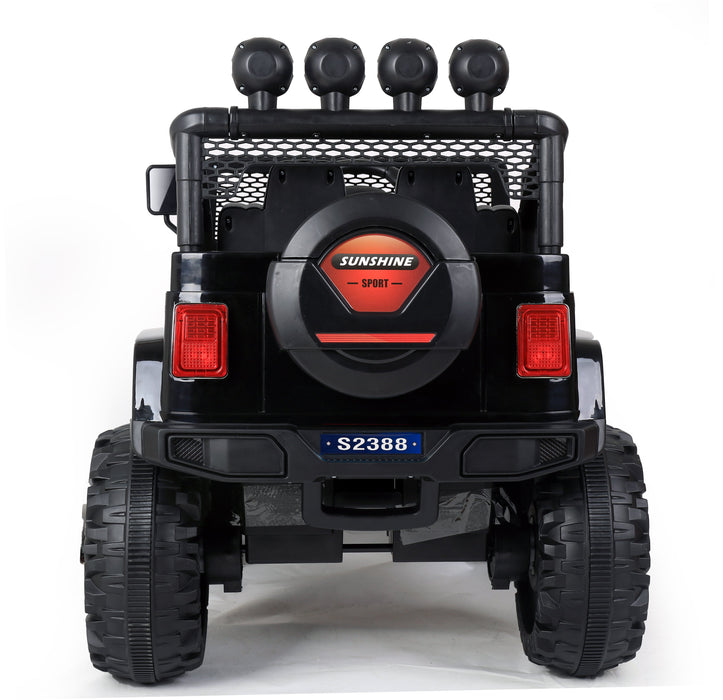 12V 7AH*2 Electric Ride on 4x4 (4 colors) - S2388 - GADGET EXPRESS®