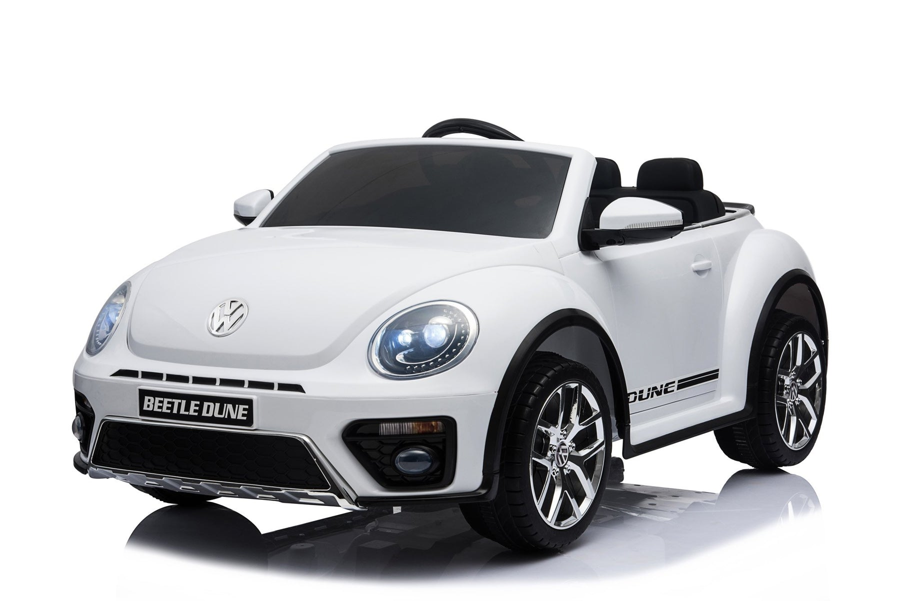 12V 4.5AH Electric Ride on Volkswagen Beetle (3 colors) - S303 - GADGET EXPRESS®
