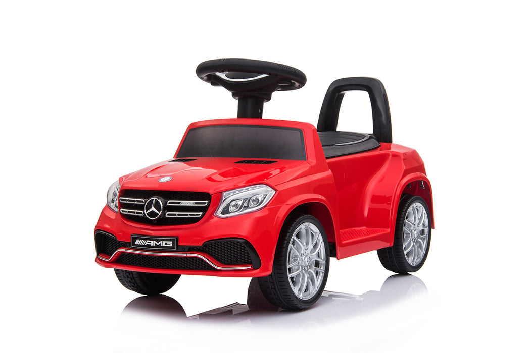 6V 4.5AH*1 Electric Ride on Mercedes Benz GLS63 (4 colours) - HL600 - GADGET EXPRESS®