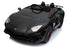 12V 7A Lamborghini Aventador SV Licensed Battery Powered Kids Electric Ride On Toy Car BDM0913 BLACK - GADGET EXPRESS®