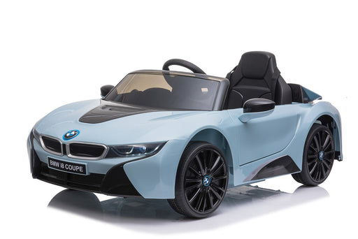 Licensed BMW i8 Licensed 12V  4.5A Two Motors Battery Powered Electric Ride On Toy Car (3 colors) - JE1001