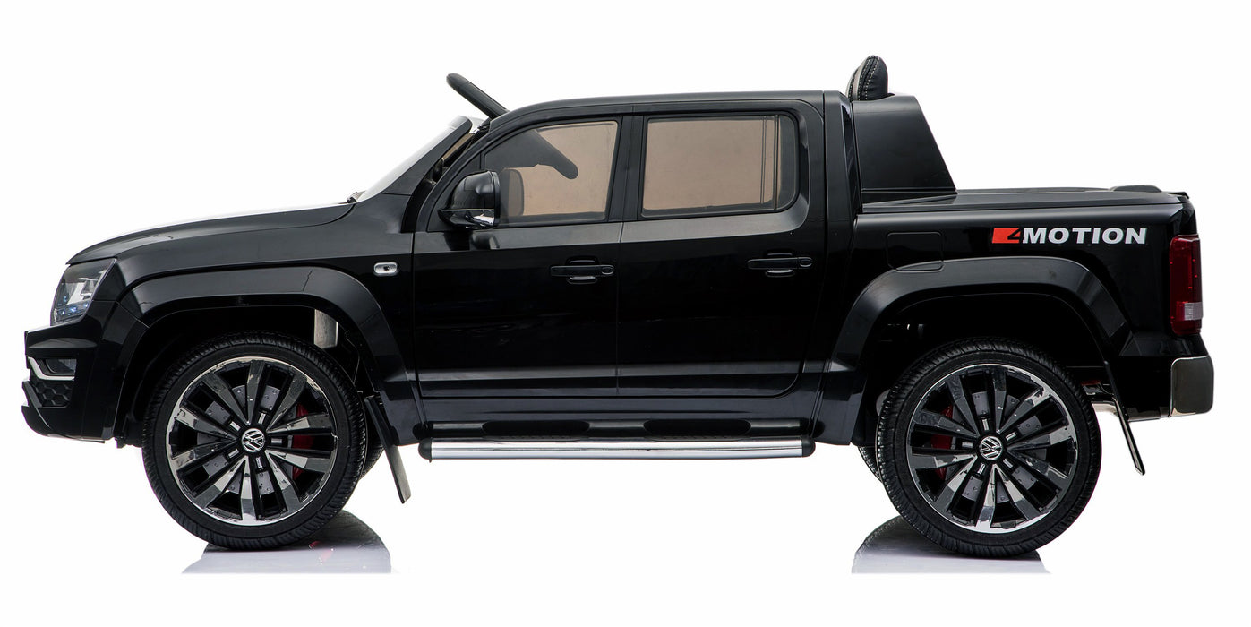 12V 7A Electric Ride on Volkswagen Amarok - DMD298 BLACK - GADGET EXPRESS®