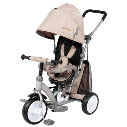 Kids Easy Steer Tricycle Buggy Stroller with Oxford Cloth Pedal and Reversible Seat (Model XG6019) - GADGET EXPRESS®