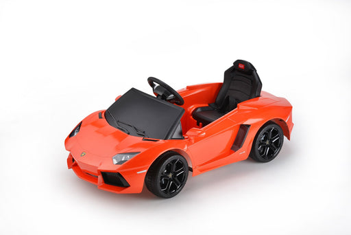 RASTAR Lamborghini Aventador LP700-4 Licensed 6V Battery Powered Electric Ride on Car