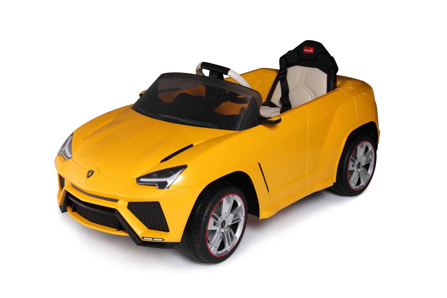12V Lamborghini Urus Licensed Battery Powered Electric Ride on Car Leather Seat