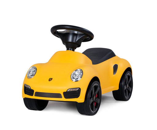 Porsche 911 Turbo S Kids Foot to Floor Push Along Ride On Sliding Toy Car (2 Colours)