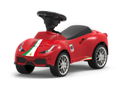 Ferrari 458 RED Kids Foot to Floor Push Along Ride On Car (18-36 months) - RS83500