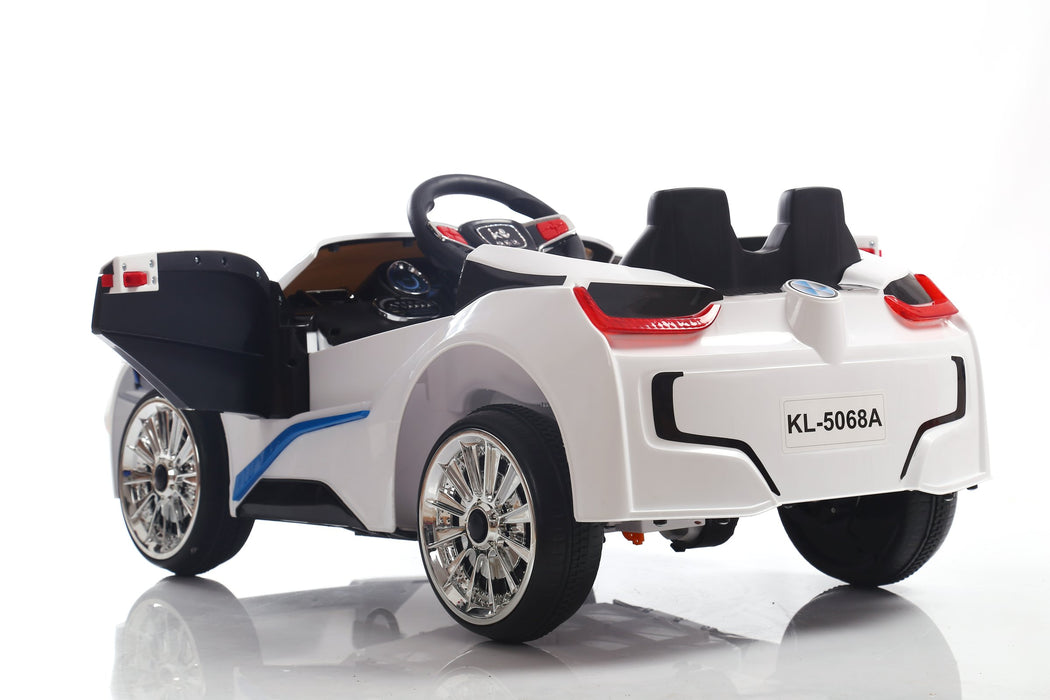 GRADE A (UNUSED, LIKE-NEW) KL1888 ELECTRIC RIDE-ON CAR