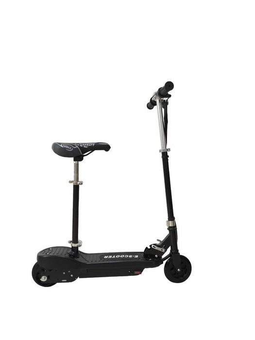 RICCO Kids 24V Electric Scooter e-Scooter Ride On WITH DETACHABLE SEAT (Model:CD02S) BLACK - GADGET EXPRESS®