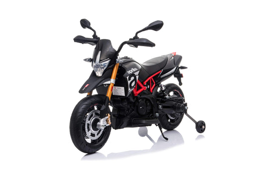 APRILIA Dorsoduro 900 Battery Powered 12V 7A Kids Electric Ride On Motor Bike