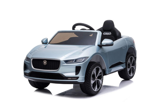Jaguar i-Pace Kids Electric Ride On Car with Remote Control LED Lights and Music (3 Colours)
