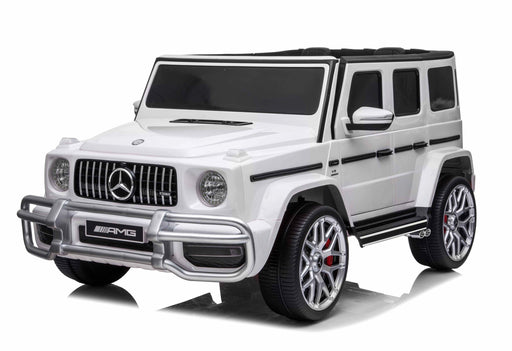 12V 7A Electric Ride-on Mercedes Benz AMG G63 (2 colours, 3-8 years old) - S307
