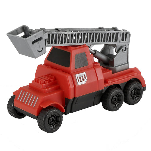 6-in-1 Combo  Magnetic Construction Vehicles Pull Back Car Toy Building Blocks (RS77800) - GADGET EXPRESS®