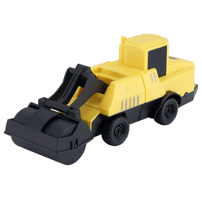 6-in-1 Combo Magnetic Construction Pull Back Vehicles - RASTAR RS77800 - GADGET EXPRESS®