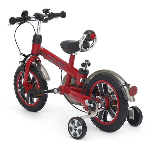 RASTAR BMW MINI Cooper Official Licensed12 Inch Baby Stroller Bike Bicycle (RSZ1203) RED - GADGET EXPRESS®