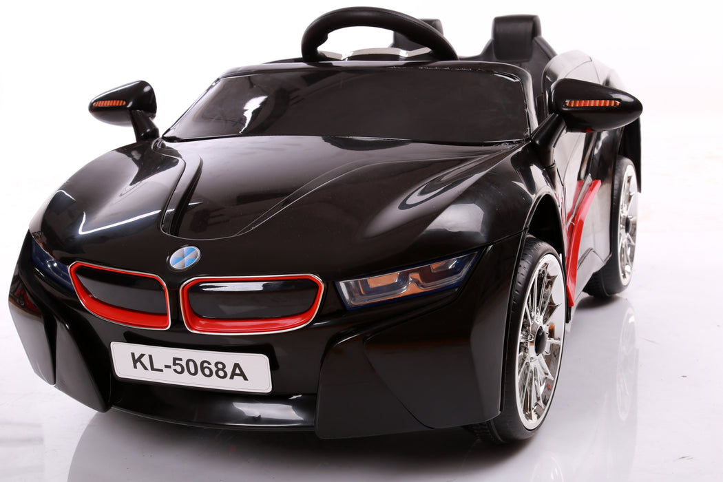 "6V 4.5AH ""BMW i8 Style"" Electric Ride on Coupe (4 Colours) - KL-1888 - GADGET EXPRESS®"