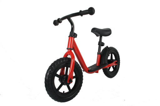 "Balance Bike Red with 12"" EVA Wheels (3 colors) - WB21 - GADGET EXPRESS®"