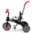 "Genuine BMW Mini Official Licensed 10"" Mini Cooper Tricycle Trike (RSZ3003 ) BLUE BLACK RED - GADGET EXPRESS®"