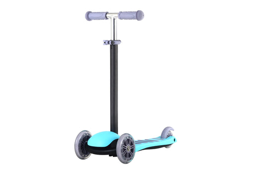 3 in 1 Multifunction Stroller Light-up Scooter Walker and Storage Box (LB1502) BLUE - GADGET EXPRESS®