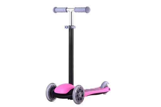 3 in 1 Multifunction Stroller Light-up Scooter Walker and Storage Box (LB1502) PINK - GADGET EXPRESS®