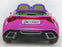 "12V 7A Electric Ride on ""Mercedes Style"" Car - F007 PINK - GADGET EXPRESS®"