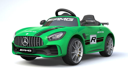 Mercedes Benz GTR AMG SPORTS EDITION Electric Ride on  (4 colours, 3-6 years old) by Ricco Toys