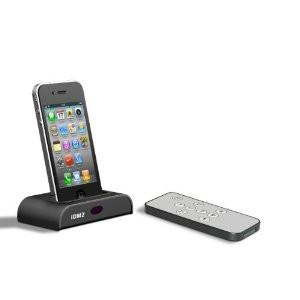 Universal iPod iPhone Docking Station Audio Output Charging with REMOTE CONTROL - GADGET EXPRESS®