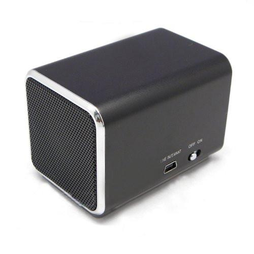 Ricco MD4 SUPER MINI DSP Ultra Portable Travel Speaker with Built-in Battery - GADGET EXPRESS®